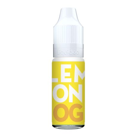 E-liquide lemon og weedeo